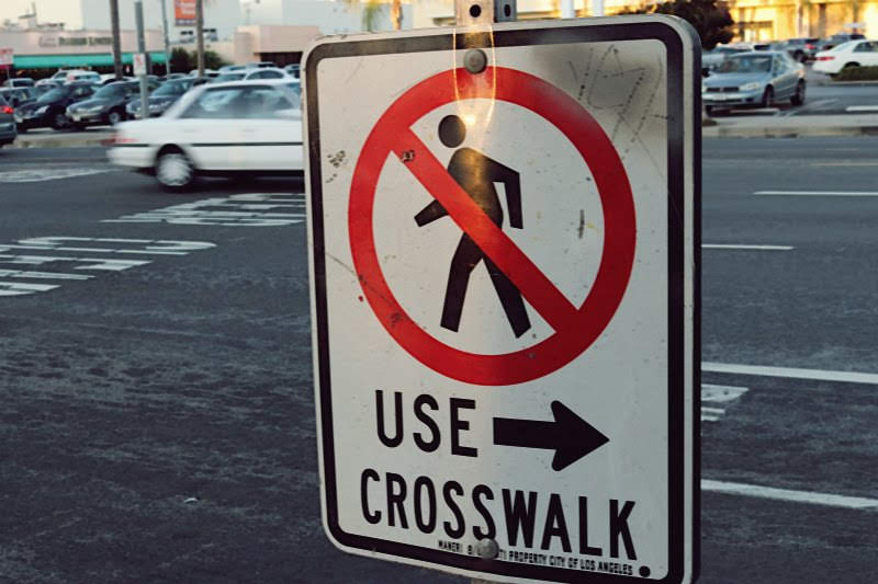 Can I Sue If I Was Hit by a Car While Jaywalking?