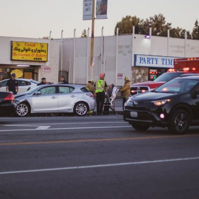 Palm Beach Co, FL - FL Trnpke Vehicle Wreck at Ex 116 & Indiantown Rd Leaves Victims Injured